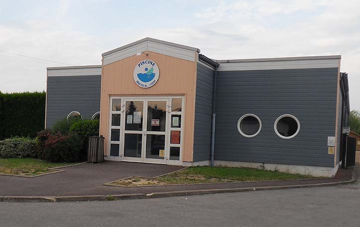 Piscine breteuil site officiel de la commune for Piscine breteuil